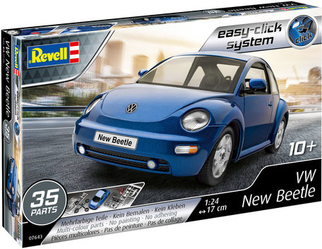 Revell VW New Beetle 1:24
