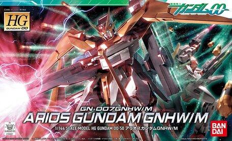 HG 1/144: GN-007GNHW/M Arios Gundam GNHW/M