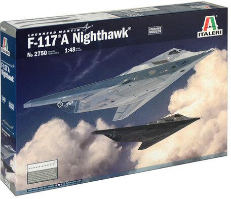 Italeri F-117 A Nighthawk 1:48