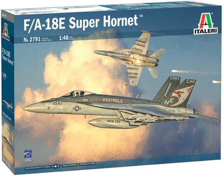 Italeri F/A-18 E Super Hornet 1:48