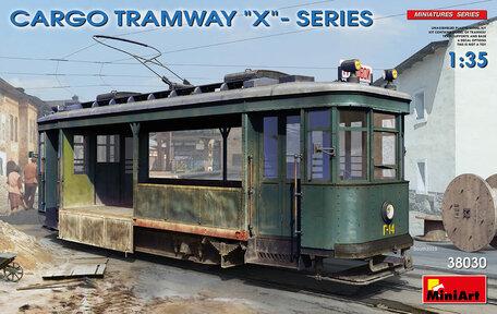 MiniArt Cargo Tramway X-Series 1:35