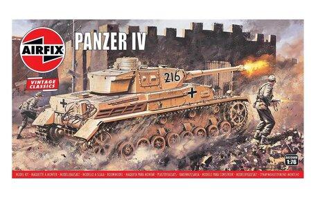 Airfix Panzer IV F1/F2 1:76