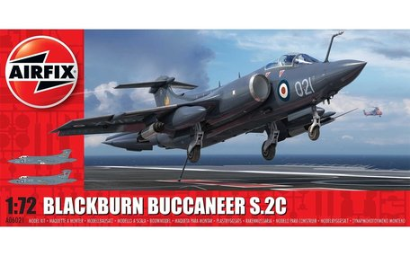 Airfix Blackburn Buccaneer S.2 RN 1:72