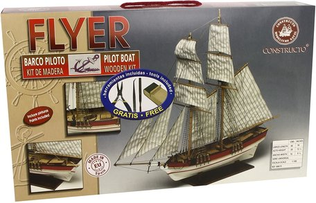 Constructo Flyer 1:100
