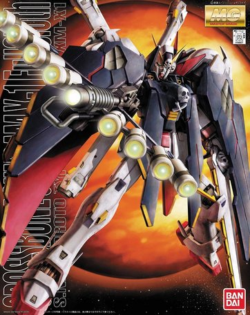 MG 1/100: XM-X1 Crossbone Gundam X-1 Full Cloth