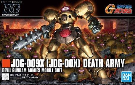 HG 1/144: JDG-009X (JDG-OOX) Death Army
