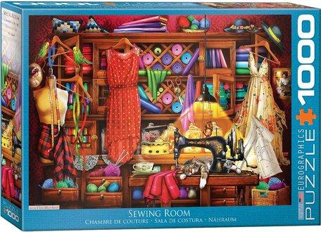 Eurographics Sewing Room