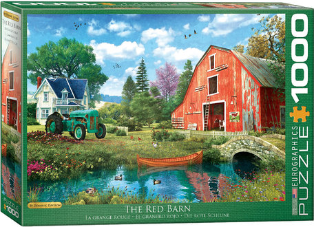 Eurographics The Red Barn