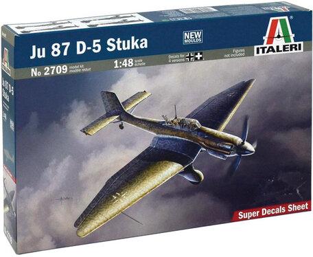 Italeri Ju 87 D-5 Stuka 1:48