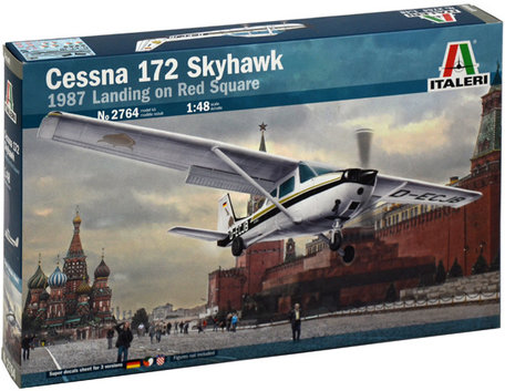 Italeri Cessna 172 Skyhawk 1:48