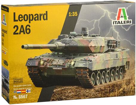 Italeri Leopard 2A6 1:35