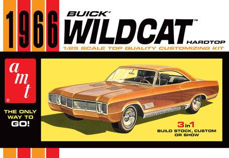 AMT 1175 Buick Wildcat 1:25