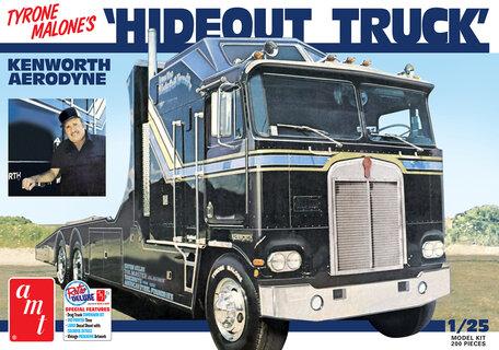 AMT Kenworth Hideout Truck Tyrone Malone 1:25
