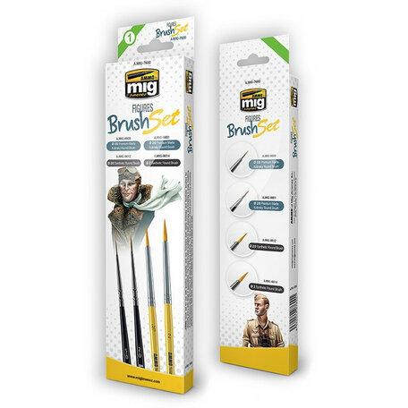 AMMO Figures Brush Set