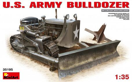 MiniArt U.S. Army Bulldozer 1:35