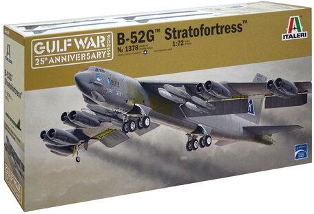 Italeri B-52G Stratofortress 1:72