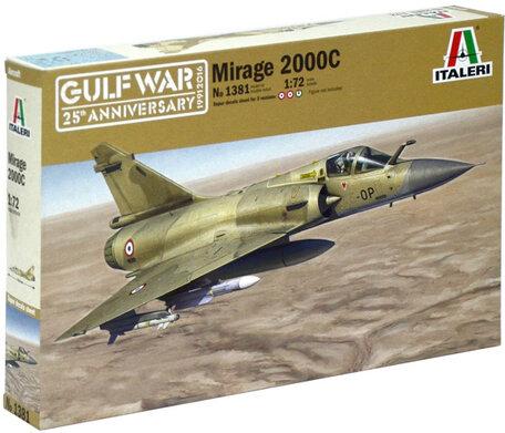 Italeri Mirage 2000C 1:72