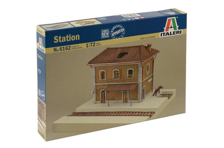 Italeri Station 1:72