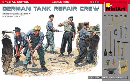 MiniArt German Tank Repair Crew Special Edition 1:35