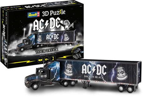 Revell 3D Puzzel AC/DC Tour Truck