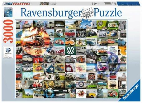 Ravensburger 99 VW Bulli Moments (3000)