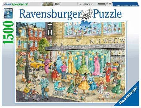 Ravensburger Sidewalk Fashion (1500)