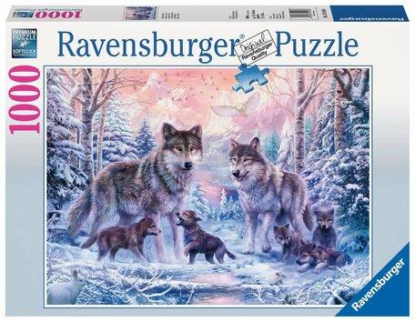 Ravensburger Arctische Wolven (1000)