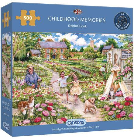 Gibsons Childhood Memories (500)