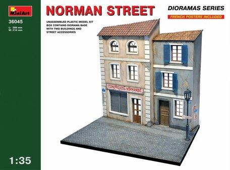 MiniArt Norman Street 1:35