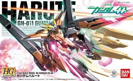 HG 1/144: GN-011 Gundam Harute