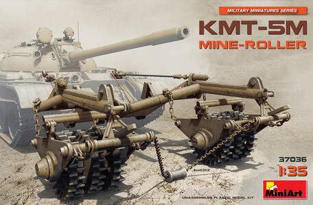 MiniArt KMT-5M Mine-Roller 1:35