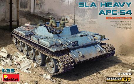MiniArt SLA Heavy APC-54 Interior Kit 1:35