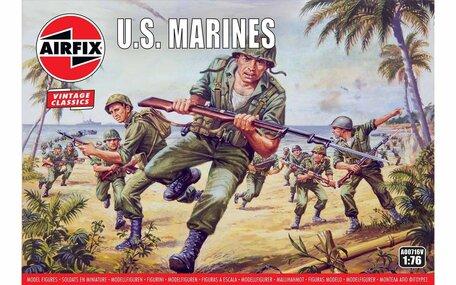 Airfix U.S. Marines WWII 1:76