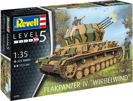 Revell Flakpanzer IV Wirbelwind 1:35