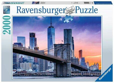 Ravensburger Van Brooklyn naar Manhattan (2000)