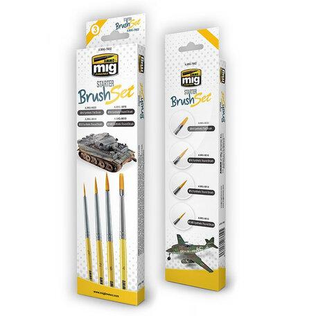 AMMO Starter Brush Set