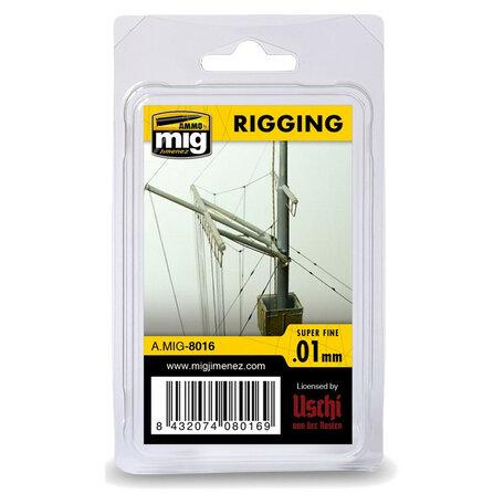 AMMO Rigging Super Fine 0.01 mm