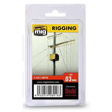 AMMO Rigging Fine 0.03 mm