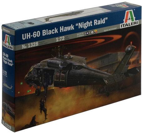 Italeri UH - 60 Black Hawk