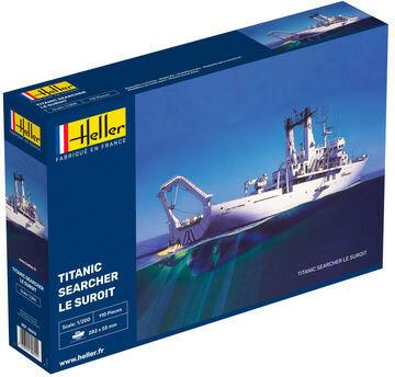Heller Titanic Searcher Le Suroit 1:200