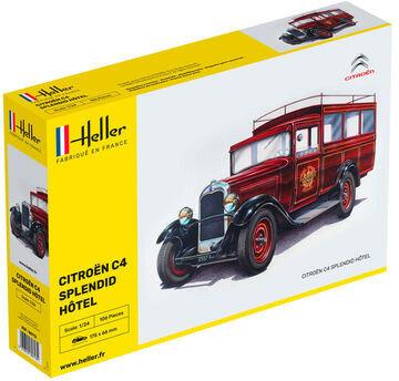 Heller Citroen C4 Splendid Hotel 1:24