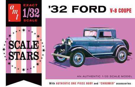 AMT Ford Scale Stars 1932 1:32