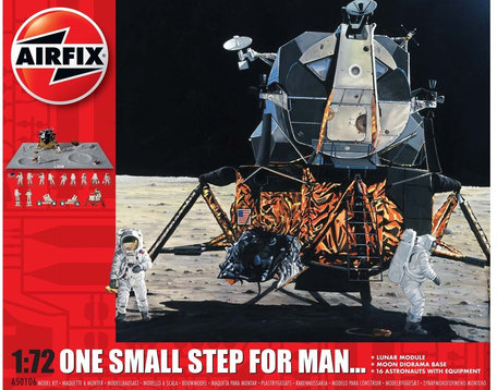 Airfix One Small Step for Man 1:72