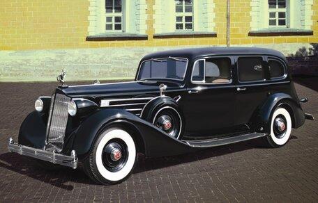 ICM Packard Twelve 1:35