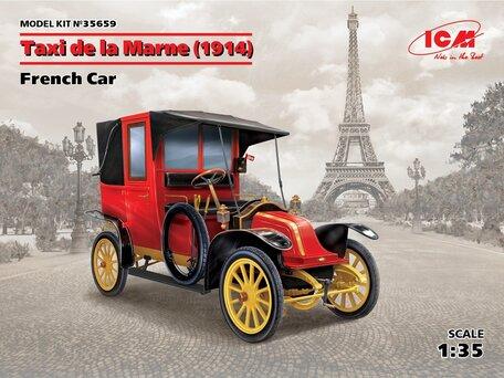 ICM Taxi de la Marne 1:35