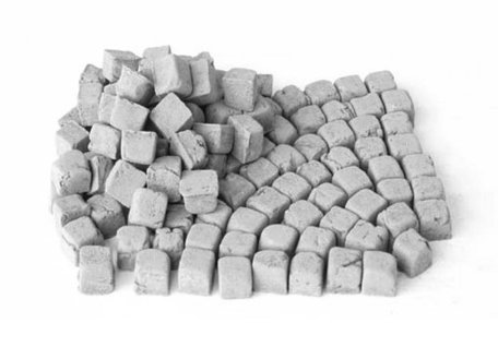 Plus Model Paving Stones Small: Granite 1:35