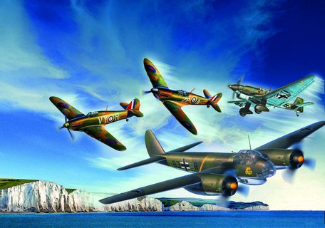 Revell 80th Anniversary Battle of Britain 1:72