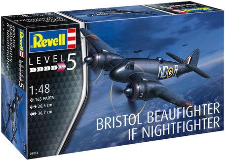 Revell Bristol Beaufighter IF Nightfighter 1:48
