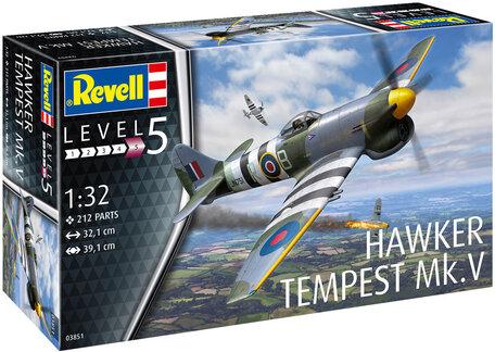Revell Hawker Tempest V 1:32