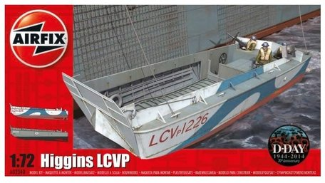 Airfix D-Day Higgins LCVP 1:72